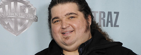 "Jorge Garcia poses at FOX's New Series ""Alcatraz"" Premiere Party on Alcatraz Island on January 11, 2012 in San Francisco, California. (Tim Mosenfelder/WireImage)"