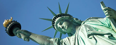 Statue of Liberty. (ThinkStock)