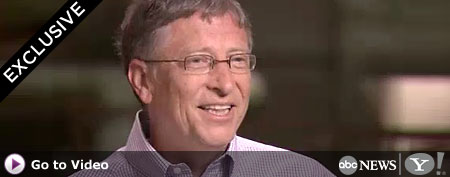 Bill Gates (Yahoo! video)