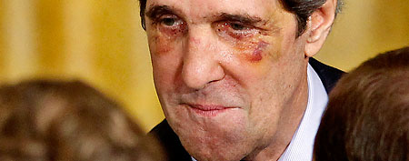 Massachusetts Senator John Kerry (AP Photo)