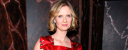 Cynthia Nixon (Photo by Mike Coppola/WireImage)