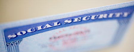 Social Security card (Thinkstock)