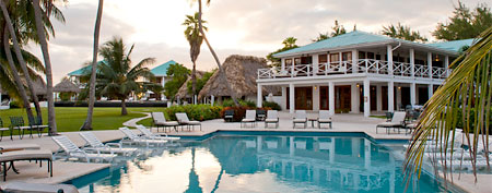 Victoria House, Belize. (Courtesy of Victoria House Resort)