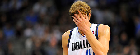 Dirk Nowitzki (Getty Images)
