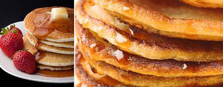 Pancakes. (ThinkStock)