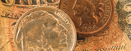 Old currency (ThinkStock)