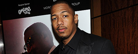 Nick Cannon attends Jay-Z's performance at Carnegie Hall to Benefit the United Way of New York City and the Shawn Carter Foundation on February 7, 2012 in New York City. (Photo by Kevin Mazur/WireImage)
