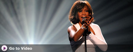 Whitney Houston (Kevork Djansezian/Getty Images)
