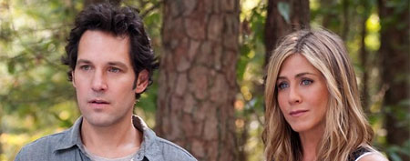 "Jennifer Aniston and Paul Rudd in Universal Pictures' ""Wanderlust"" - 2012"