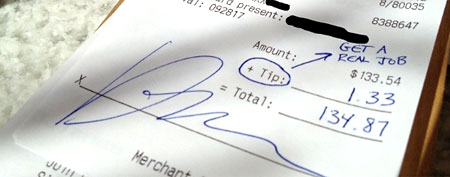 Does California Pizza Kitchen Add Tip