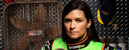 Danica Patrick (Getty Images)