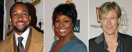 (L-R) Jaleel White (Photo by Bruce Glikas/FilmMagic) , Gladys Knight  (Photo by Jeffrey Mayer/WireImage) , Jack Wagner (Photo by Michael Tran/FilmMagic)