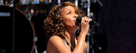 Whitney Houston (James Devaney/WireImage)