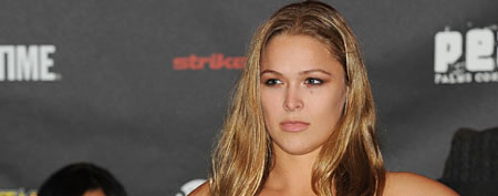 Ronda Rousey (Photo by Kari Hubert/Forza LLC/Forza LLC via Getty Images)