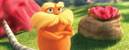 'The Lorax' (Universal Pictures)