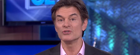 Screengrab (&quot;Dr. Oz&quot;)