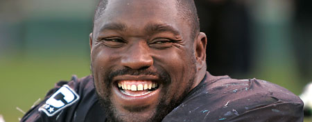 Warren Sapp (AP photo)