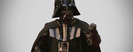 Darth Vader (Who Knew? on Yahoo!)