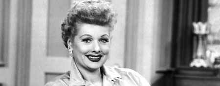 Lucille Ball (Courtesy Everett Collection)