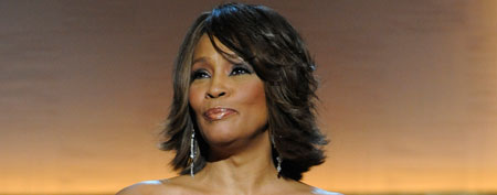 Whitney Houston (Jeff Snyder/FilmMagic)