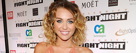 Miley Cyrus (Michael Buckner/Getty Images Entertainment)