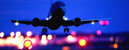 Flight at landing (ThinkStock)