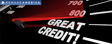 Credit gauge. (ThinkStock)