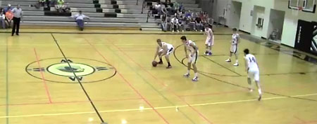 Wild HS hoops play (Yahoo! Sports Blog)