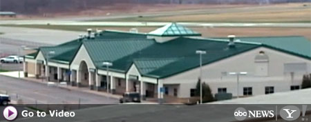 Murtha Airport (ABC/Yahoo! News)