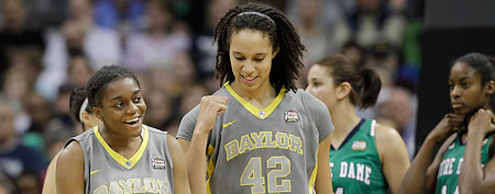 Baylor wins NCAA women's title (AP Photo)