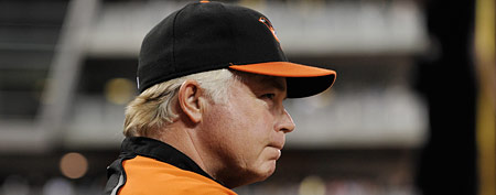 Orioles manager Buck Showalter (Associated Press)