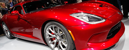 New Chrysler Viper