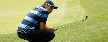 Henrik Stenson of Sweden (Photo by Streeter Lecka/Getty Images)