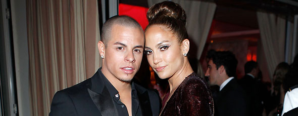 Casper Smart and Jennifer Lopez (Jeff Vespa/VF12/WireImage)