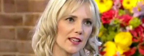 Samantha Brick. (Yahoo! video)