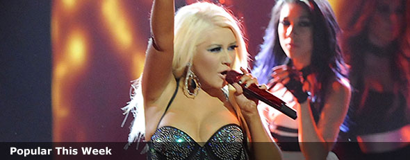 Christina Aguilera ('The Voice')