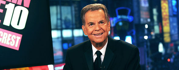 TV legend Dick Clark dies at 82