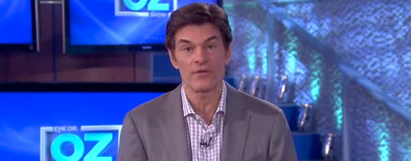 Habits that thin people swear by (Dr. Oz)