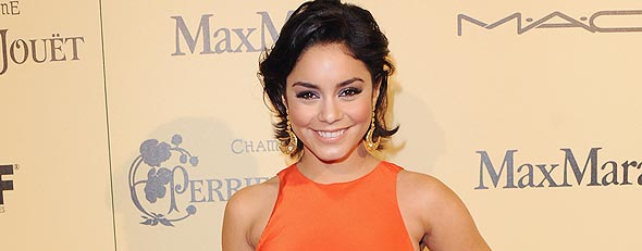 Actress Vanessa Hudgens (Jon Kopaloff/FilmMagic)