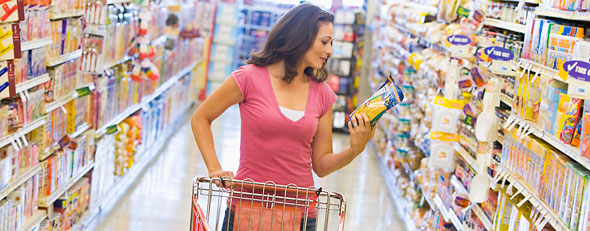 Big grocery stores scams (Thinkstock)