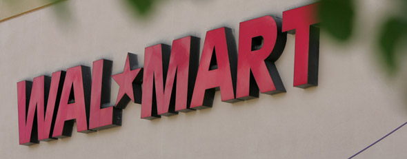 The New York Times reports that Wal-Mart hushed up a bribery investigation (AP Photo/Paul Sakuma)
