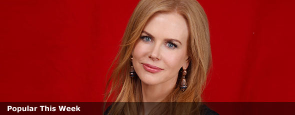 "Nicole Kidman, star of ""The Paperboy""  (AP Photo/Danny Moloshok)"