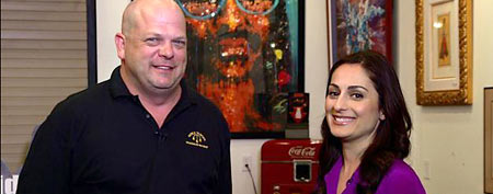 Pawn Stars: Household items with hidden value (via Yahoo! Finance)