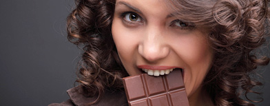 'Chocolate is an amazing food'