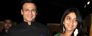 It's a baby boy for Vivek and Priyanka
