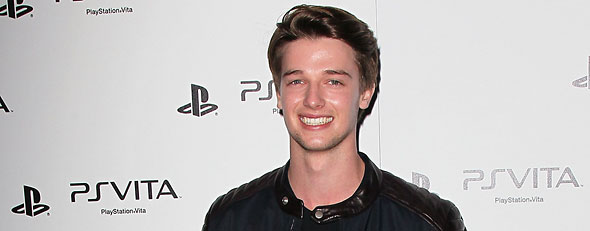 Patrick Schwarzenegger (David Livingston/Getty Images)