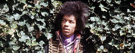 JIMI HENDRIX (1967) KING COLLECTION / Retna/Photoshot/Everett Collection