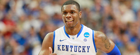 NBA prospect Terrence Jones gives mom pricey Mother's Day gift. (Getty Images)