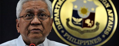SONA tribute a farewell to Del Rosario?