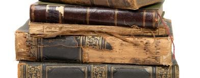 Ilustrasi buku kuno (Foto: Thinkstock)